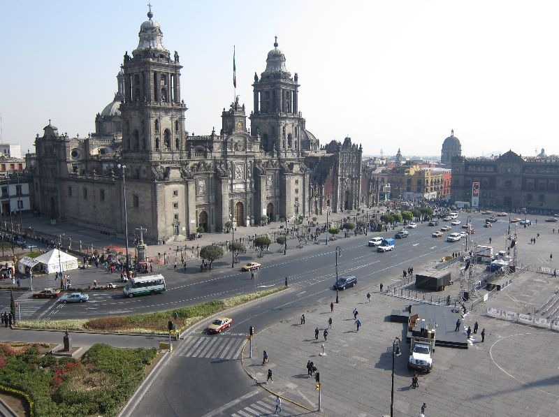 6 Mexico City Tourist Attractions That Are Actually Awesome