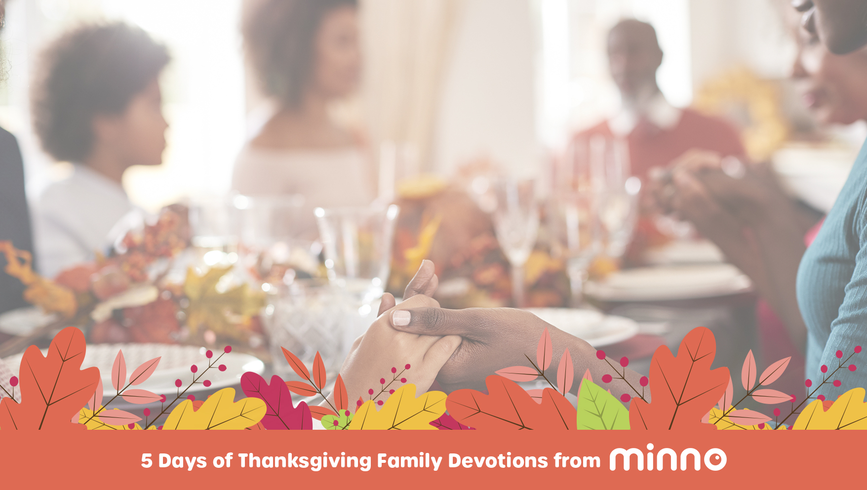 5 Days of Thanksgiving Family Devotions