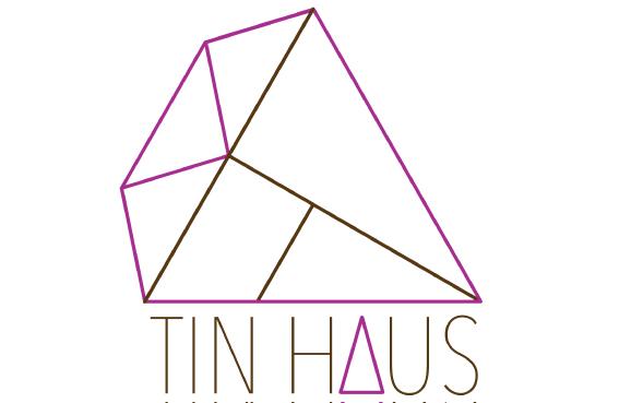 Tin Haus combination logo