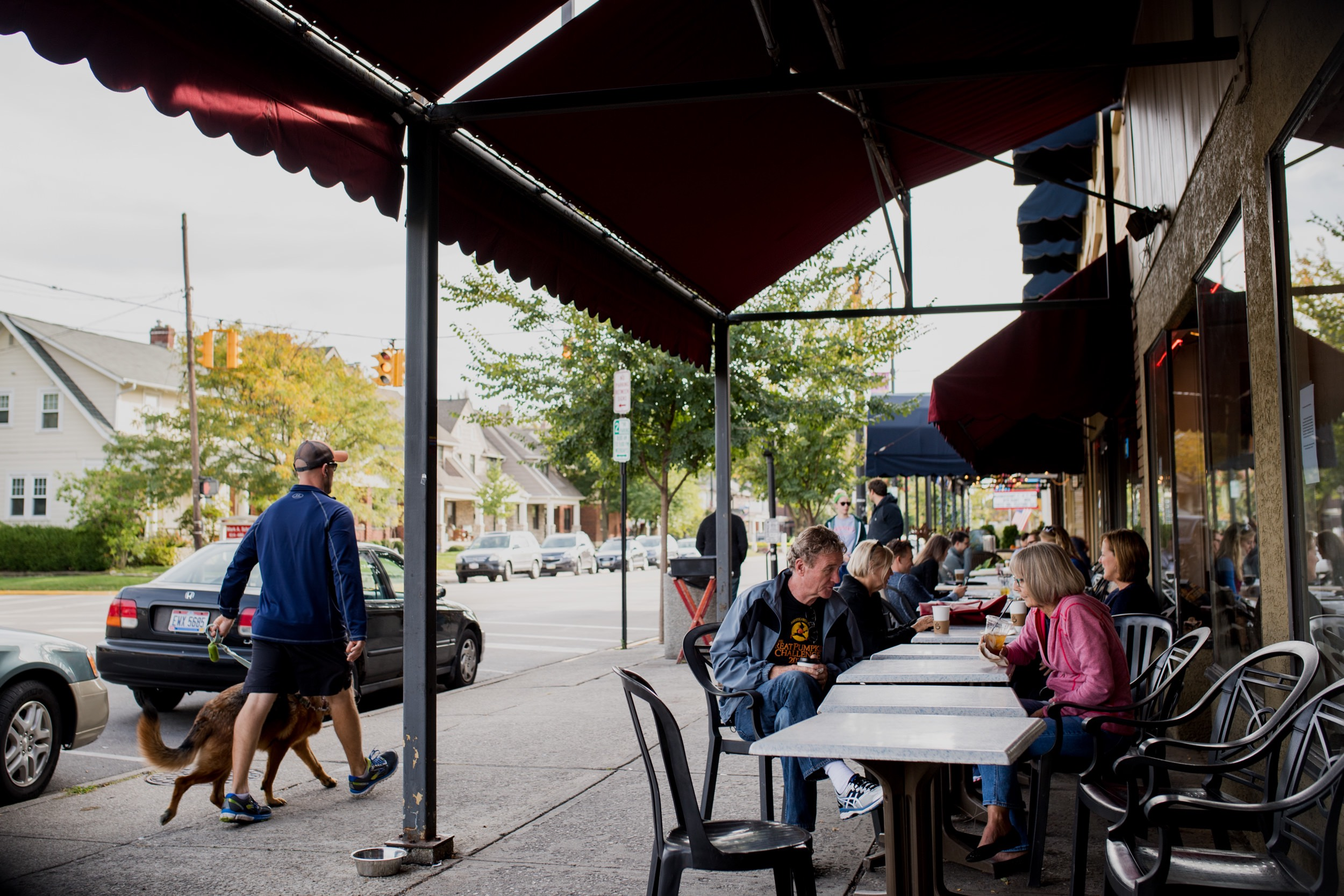 Image of The Best Patios for Eating and Drinking in Columbus