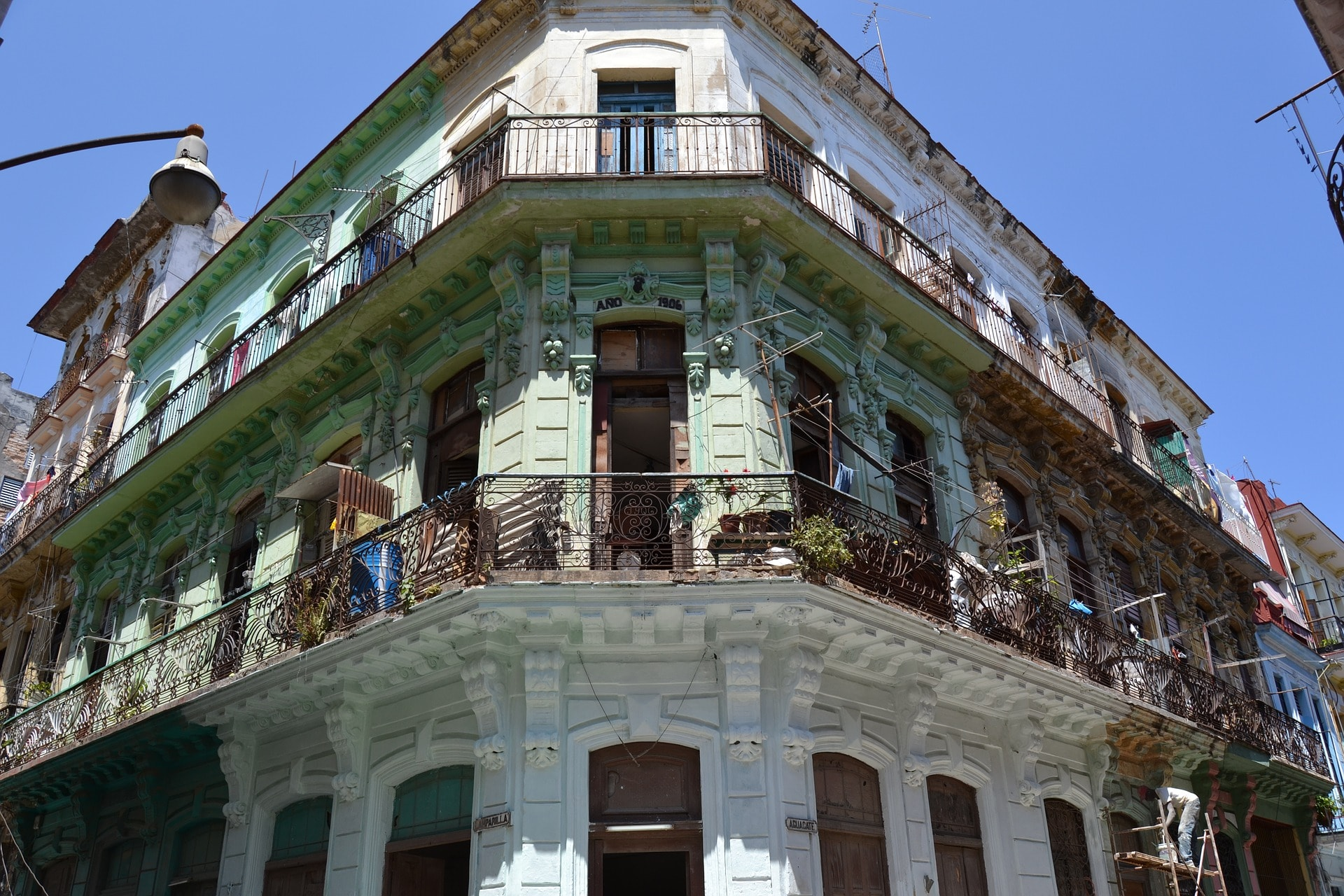 architecture things to do in Havana Cuba