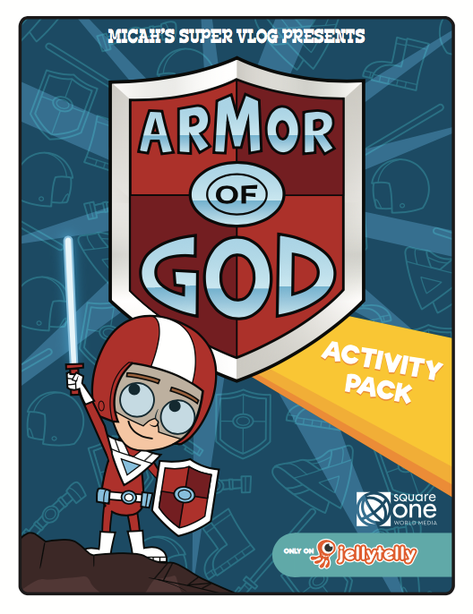 msv - armor of god activity pack cover image