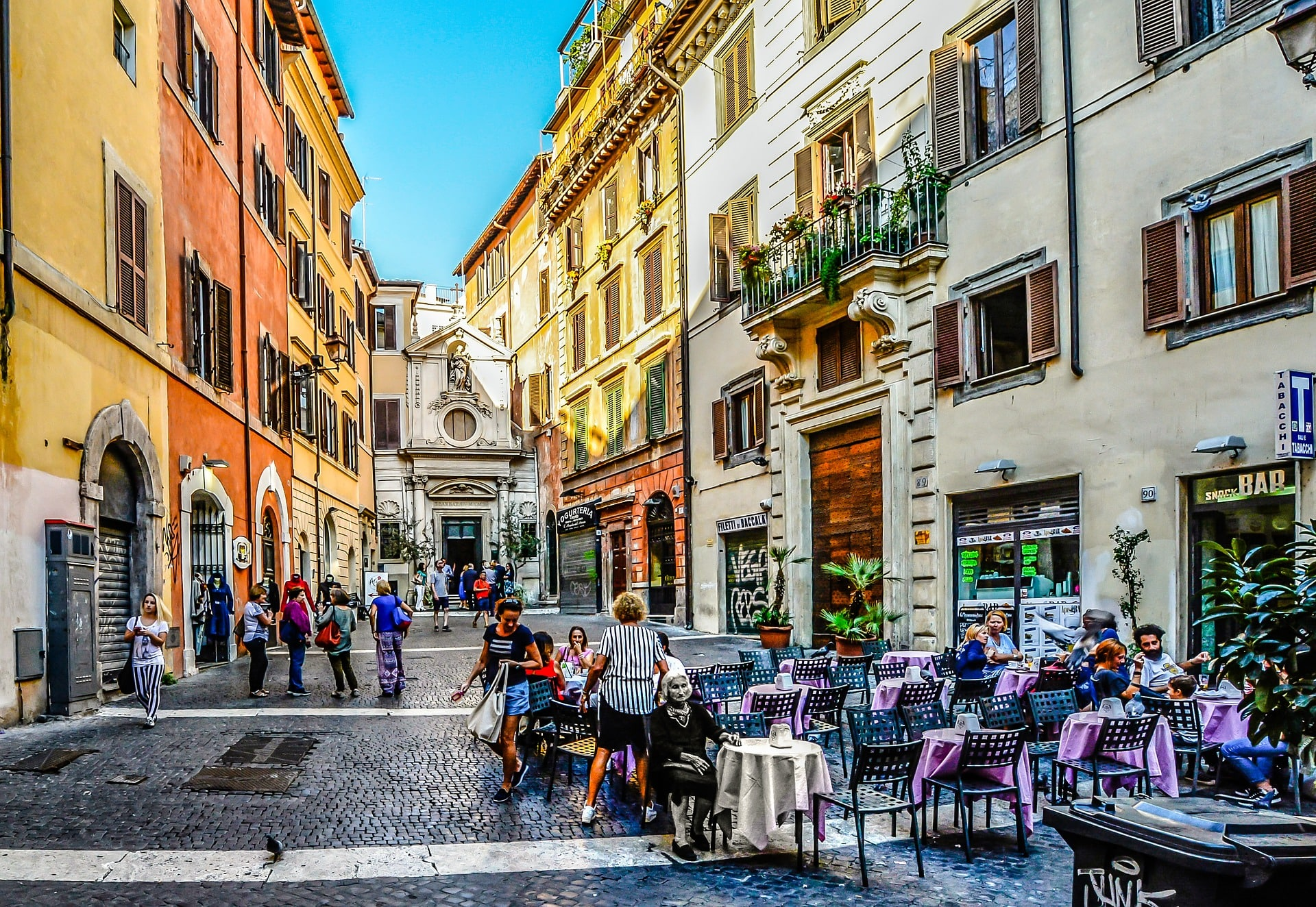Is Italy Safe? Yes, definitely