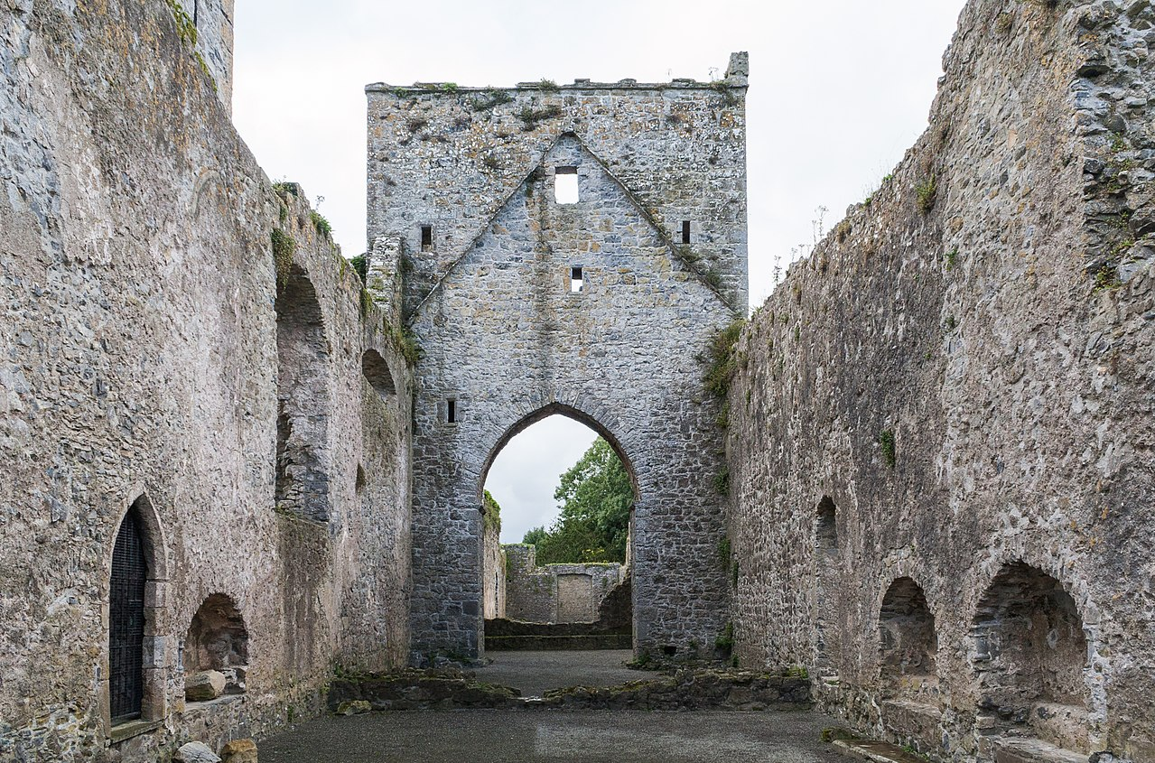 Exploring Kells Priory is an amazing thing to do in Kilkenny Ireland