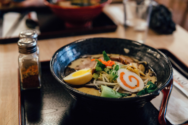 Ramen in Yokohama best cities to visit in Japan