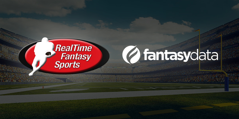 FantasyData Projections Are Powering RTSports in 2019