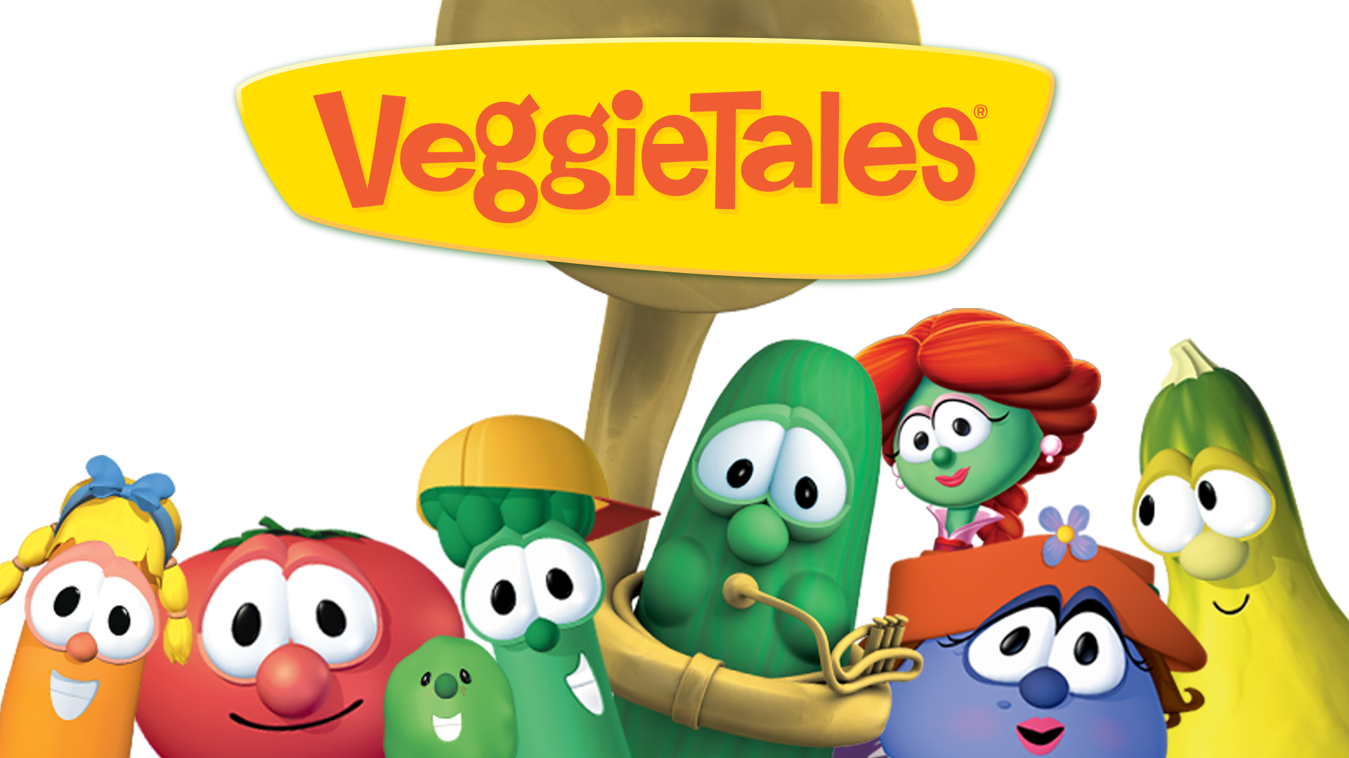 More VeggieTales Episodes Available Now!