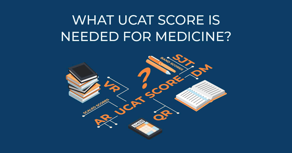 What UCAT score is needed for Medicine? featured image