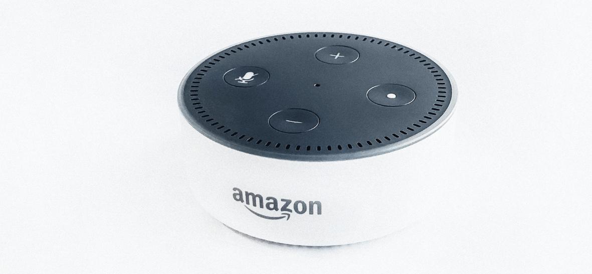amazon echo smart home technology device