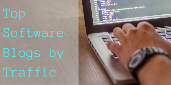 Top Software Blogs by Traffic