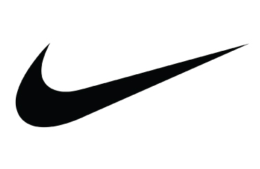 Abstract logo - the Nike Swoosh