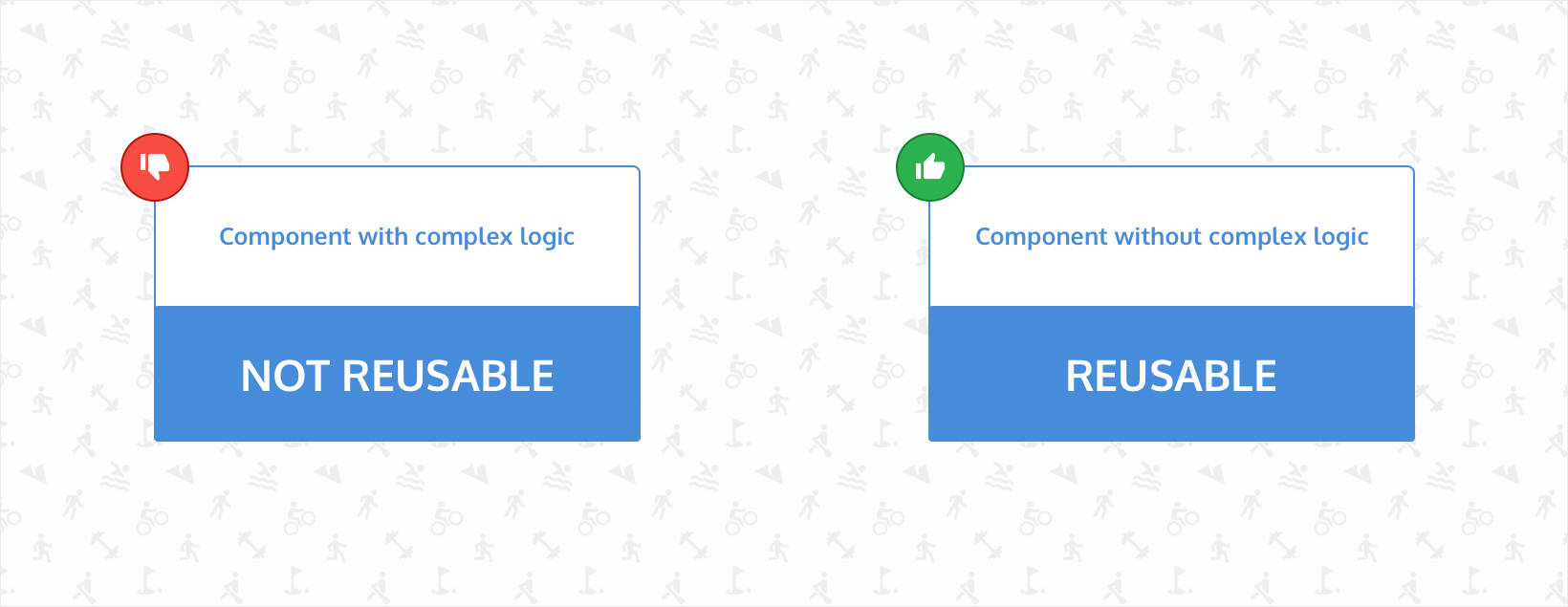 Building reusable components using React | ButterCMS