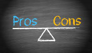 The pros and cons of option online trading
