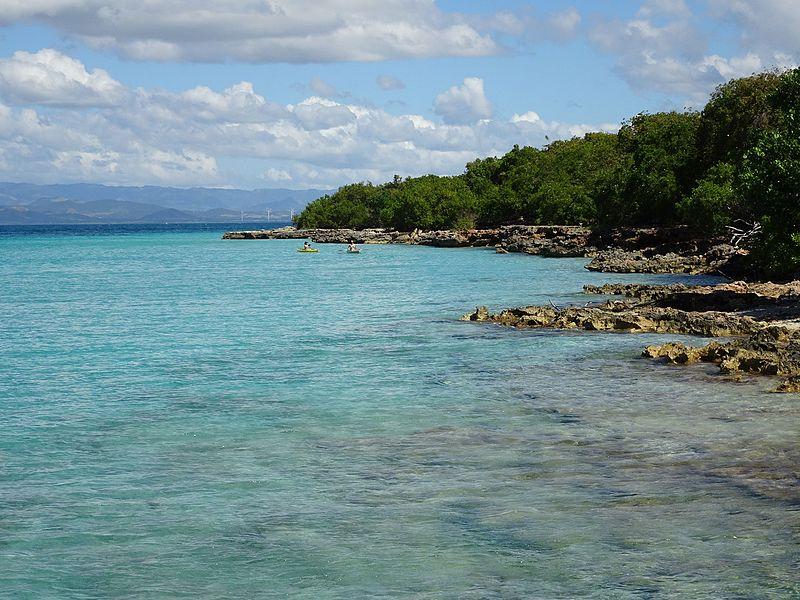 Caja de Muertos' beaches are a top Puerto Rico point of interest