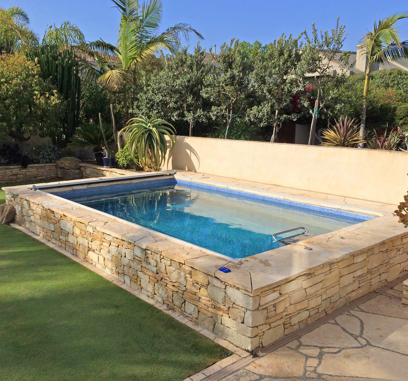 Us business review endless pools review for Endless pool in basement