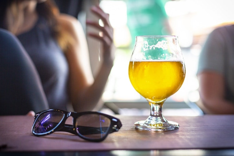 Drinking craft beer is a satisfying thing to do in Mexico City