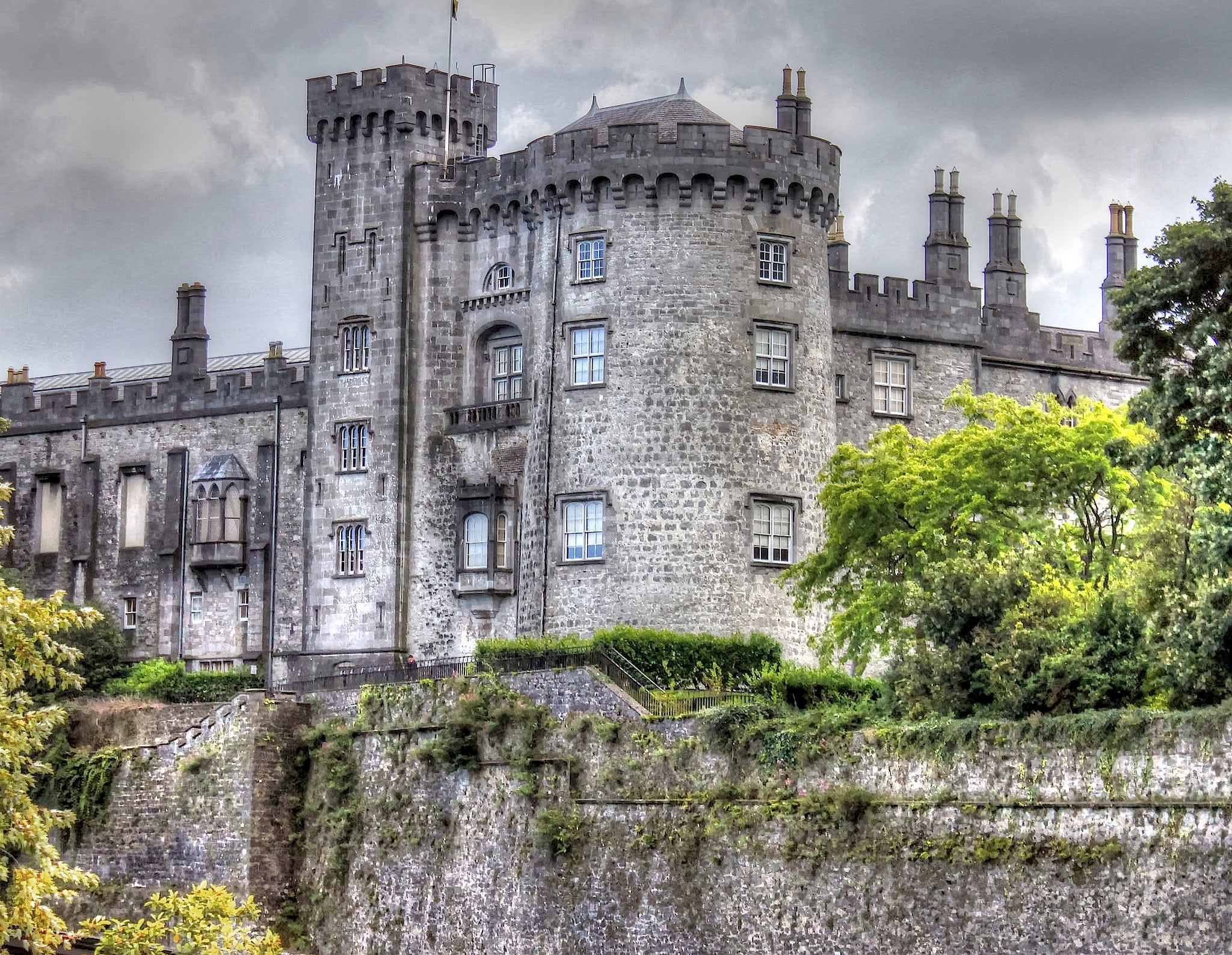 Beautiful Kilkenny is one of the best places to stay in Ireland