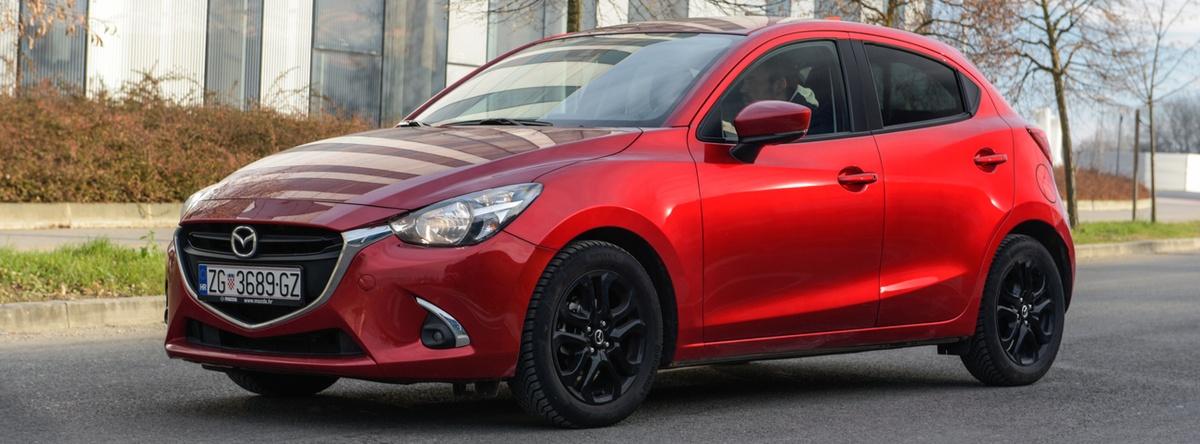 Mazda 2 un coche estelar único en el segmento