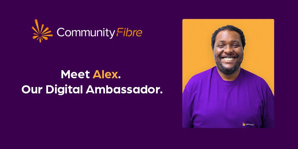 Meet our Digital Ambassadors: Alex Blake-Pink