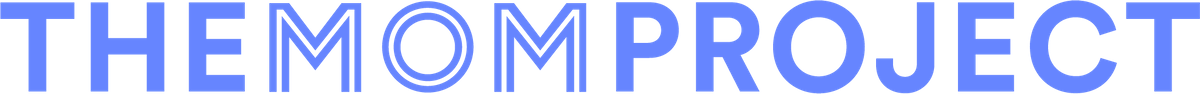 Logo for The Mom Project