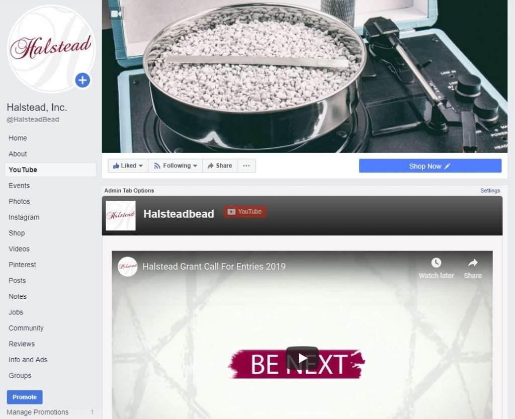 Video on Facebook