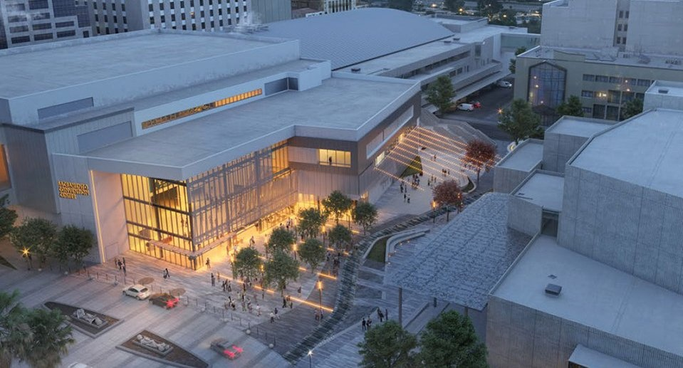 SAFE Credit Union Convention Center