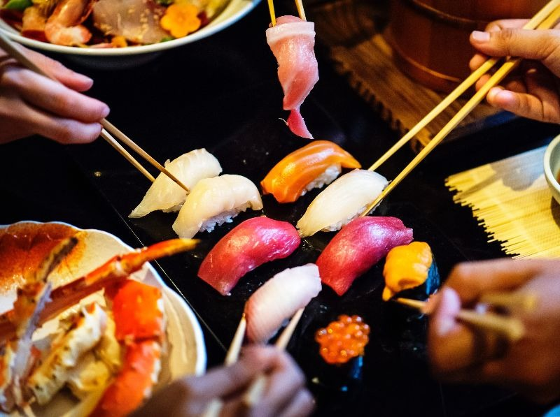 The 7 Japanese Foodie Destinations You Need to Visit