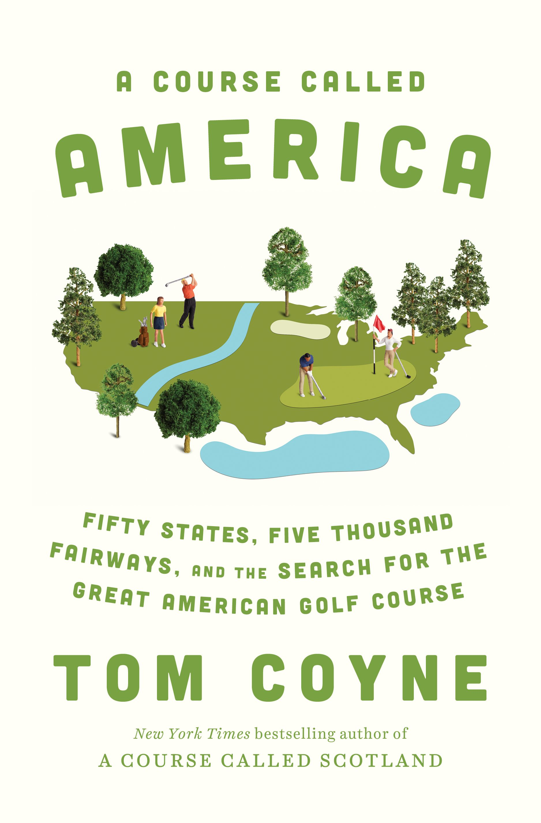 A Course Called America Cover