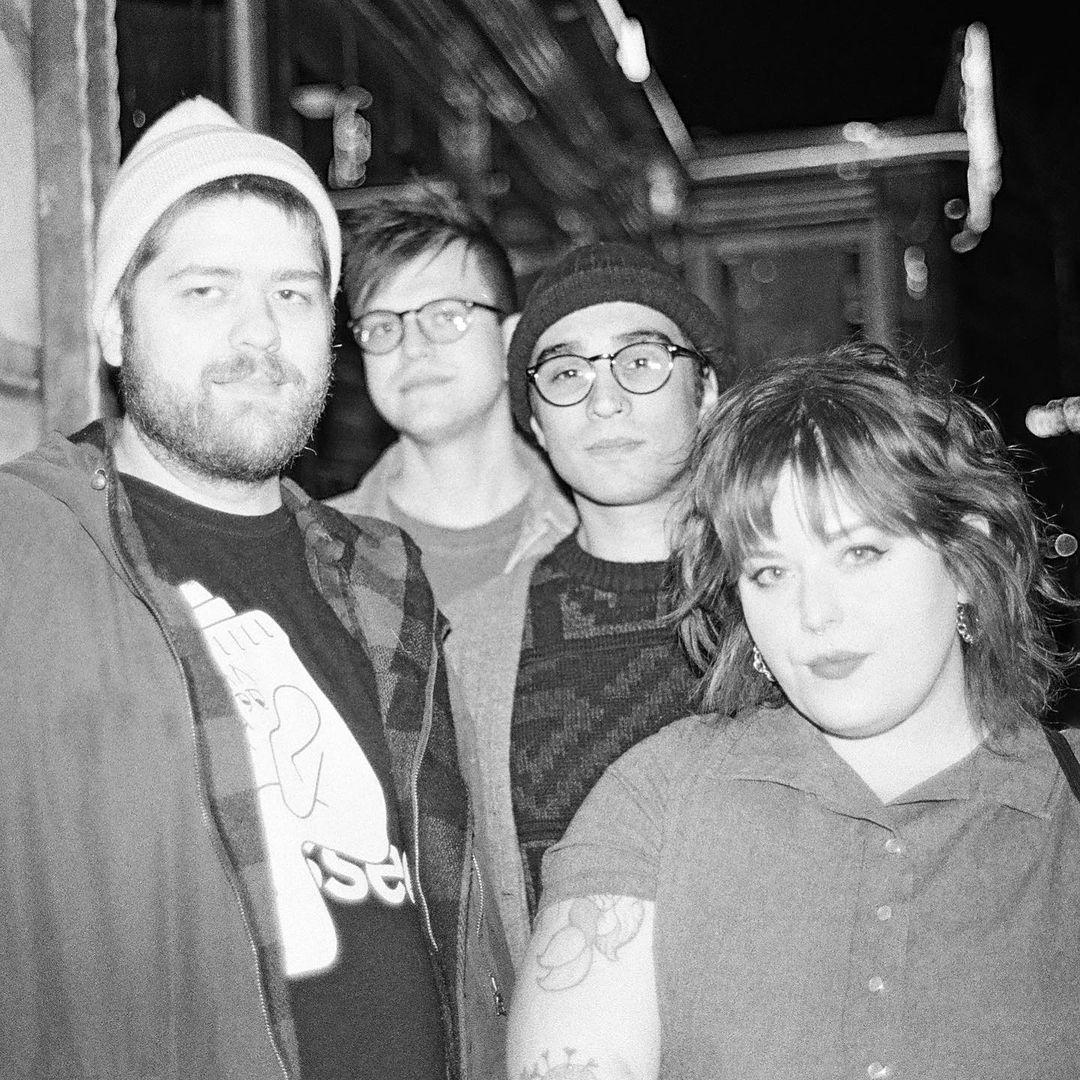band portrait