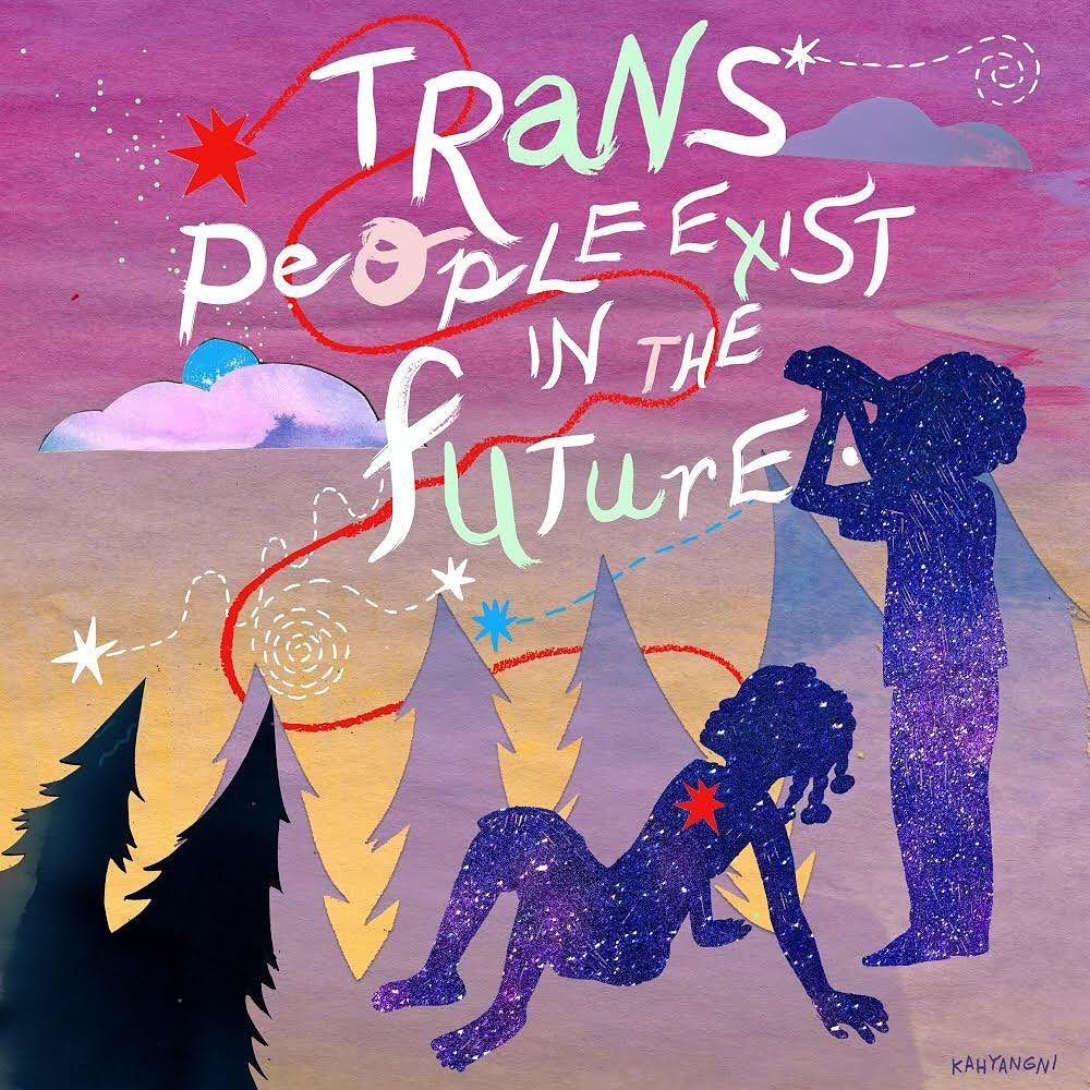 trans day of resilience poster