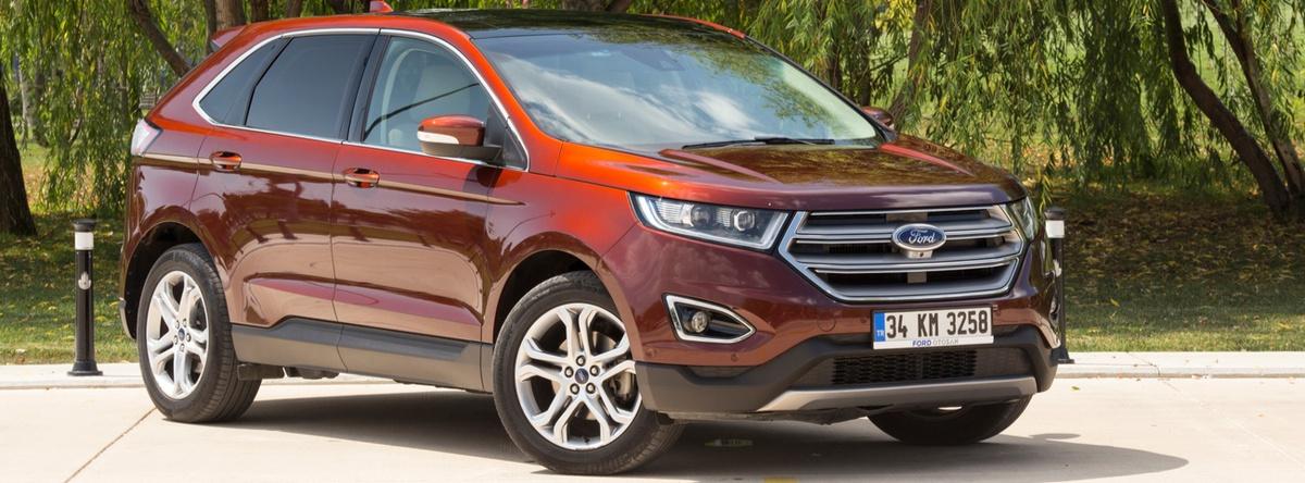Ford Edge 2018: la camioneta Ford familiar y fácil de manejar