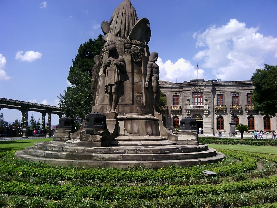 Plan time on your Mexico City itinerary to explore the awesome Chapultepec Park