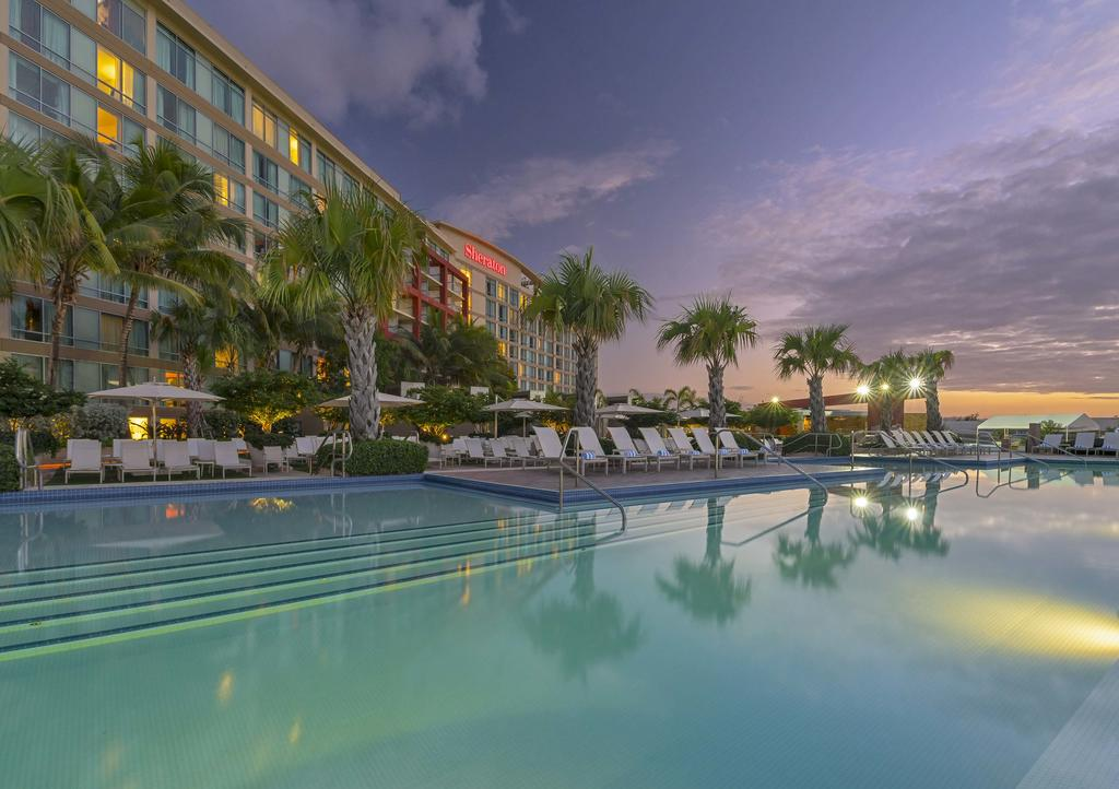 Sheraton Puerto Rico Hotel & Casino  is one of the many amazing San Juan Puerto Rico resorts