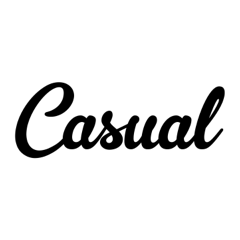 Casual Street Food logo