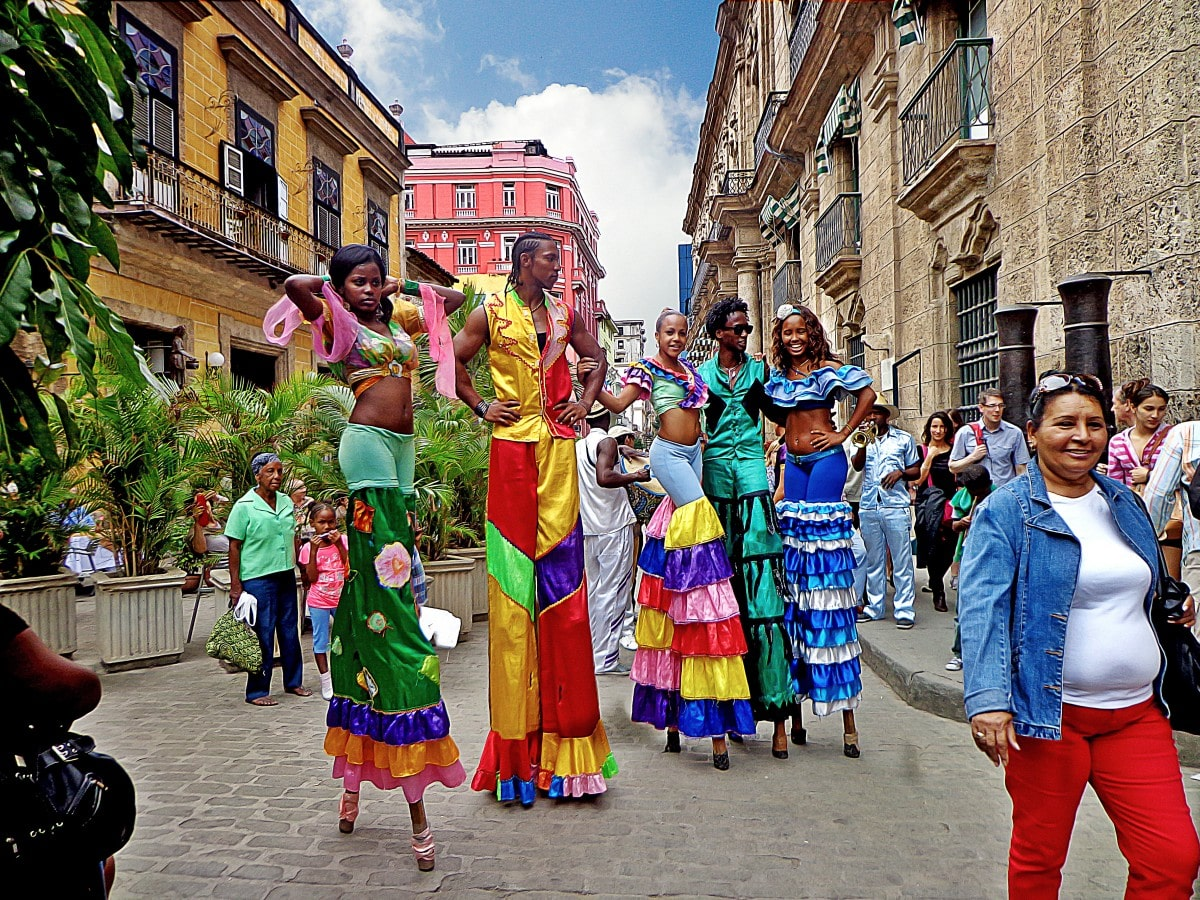 Carnaval Carnival things to do in Santiago de Cuba