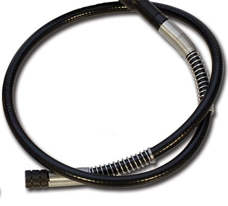 Flex shaft parts: cable