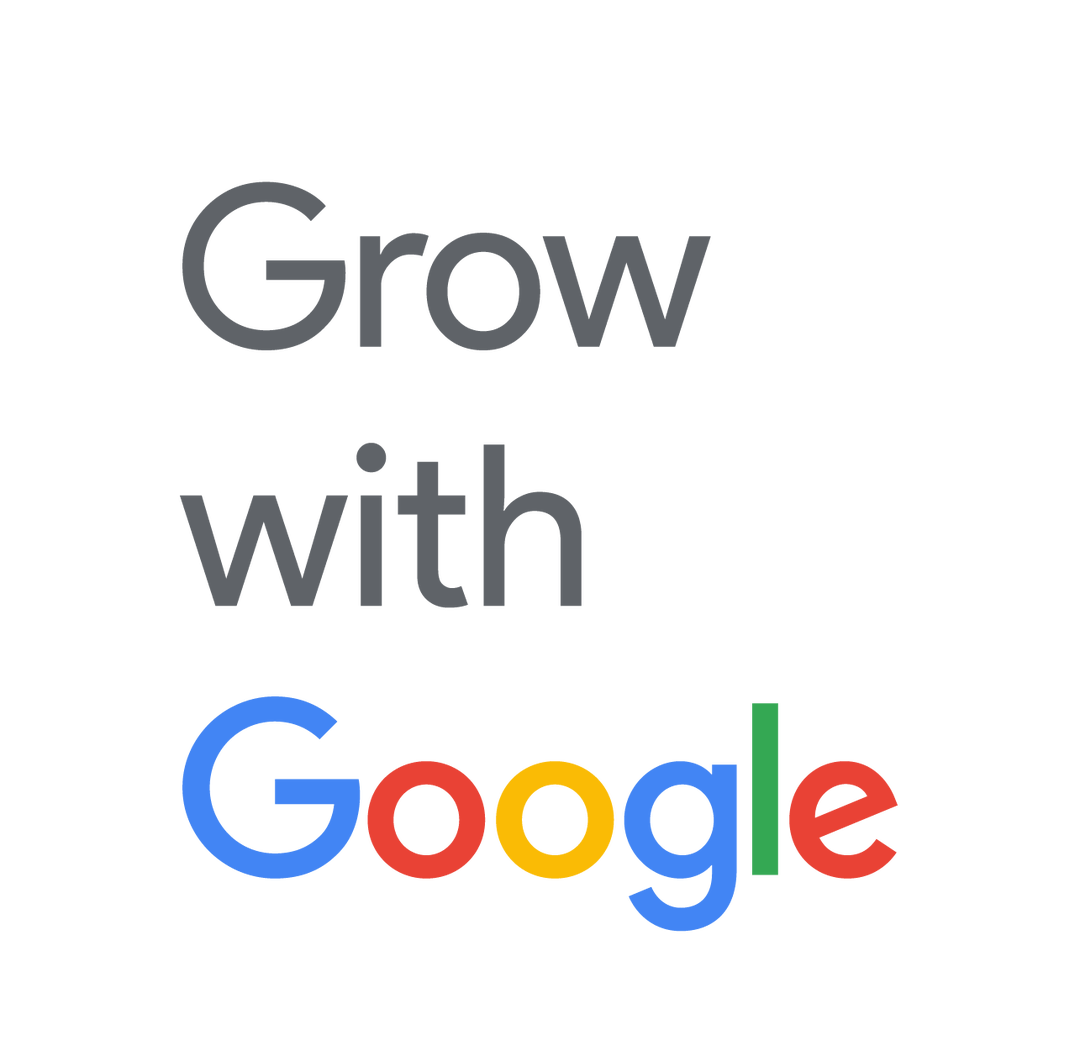 Logo for Grow with Google