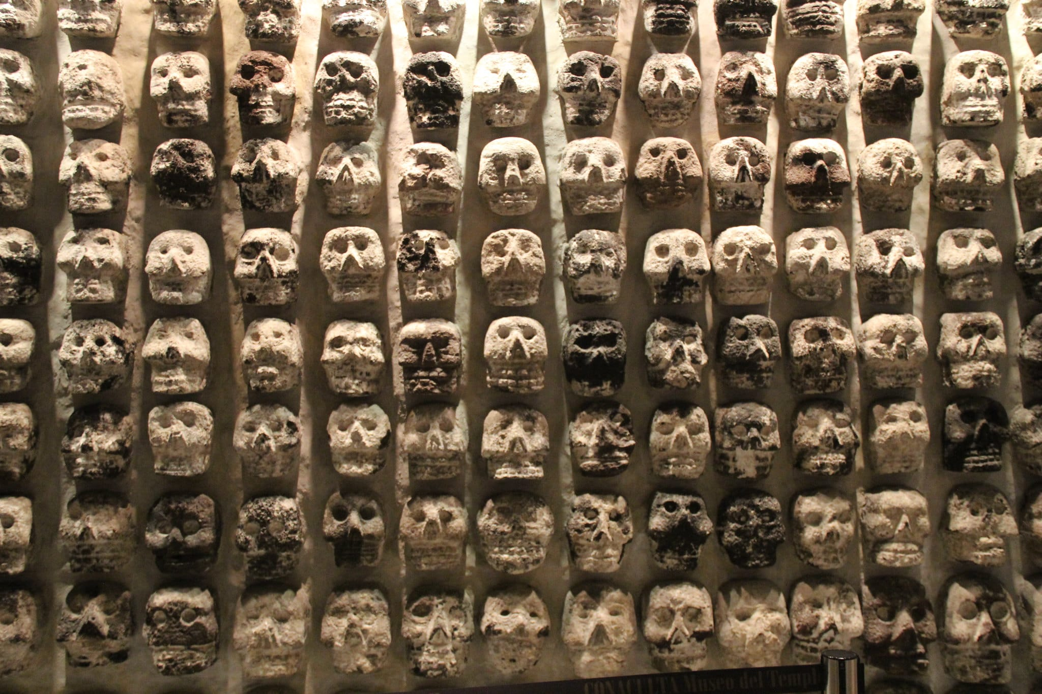 Templo Mayor Museum is a must visit in the historic center of Mexico City