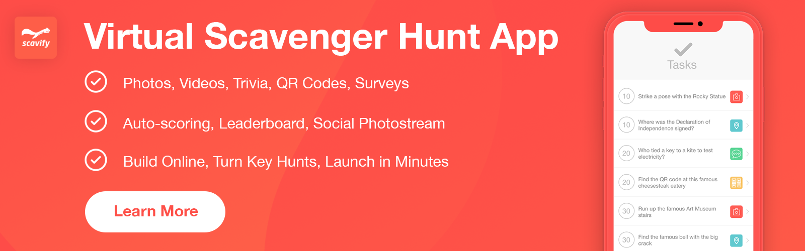 outdoor team building activities scavenger hunt Scavify