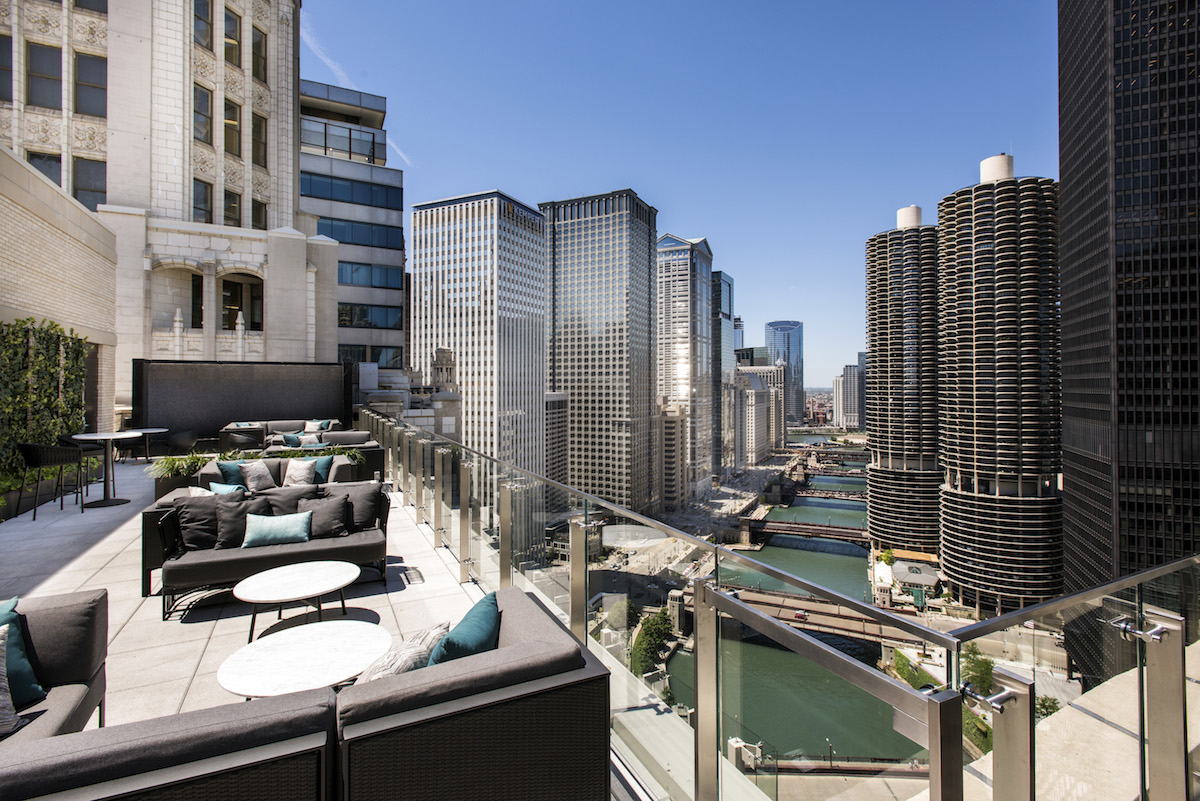 LondonHouse Chicago Rooftop
