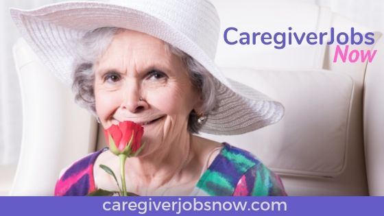 By working as a caregiver for seniors, I learned to stop and smell the roses