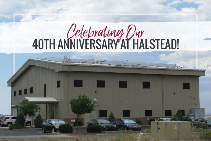 Celebrating 40 years of supporting small jewelry businesses with quality supplies and fantastic service. Thank you for refering Halstead.