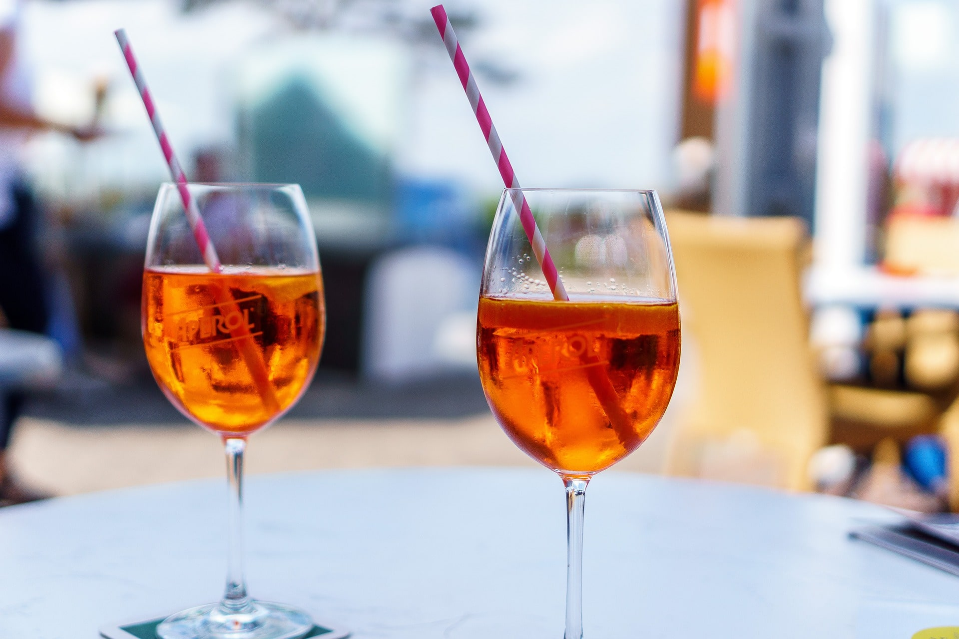 Water in Italy is safe (even though you may drink mostly aperol spritz)