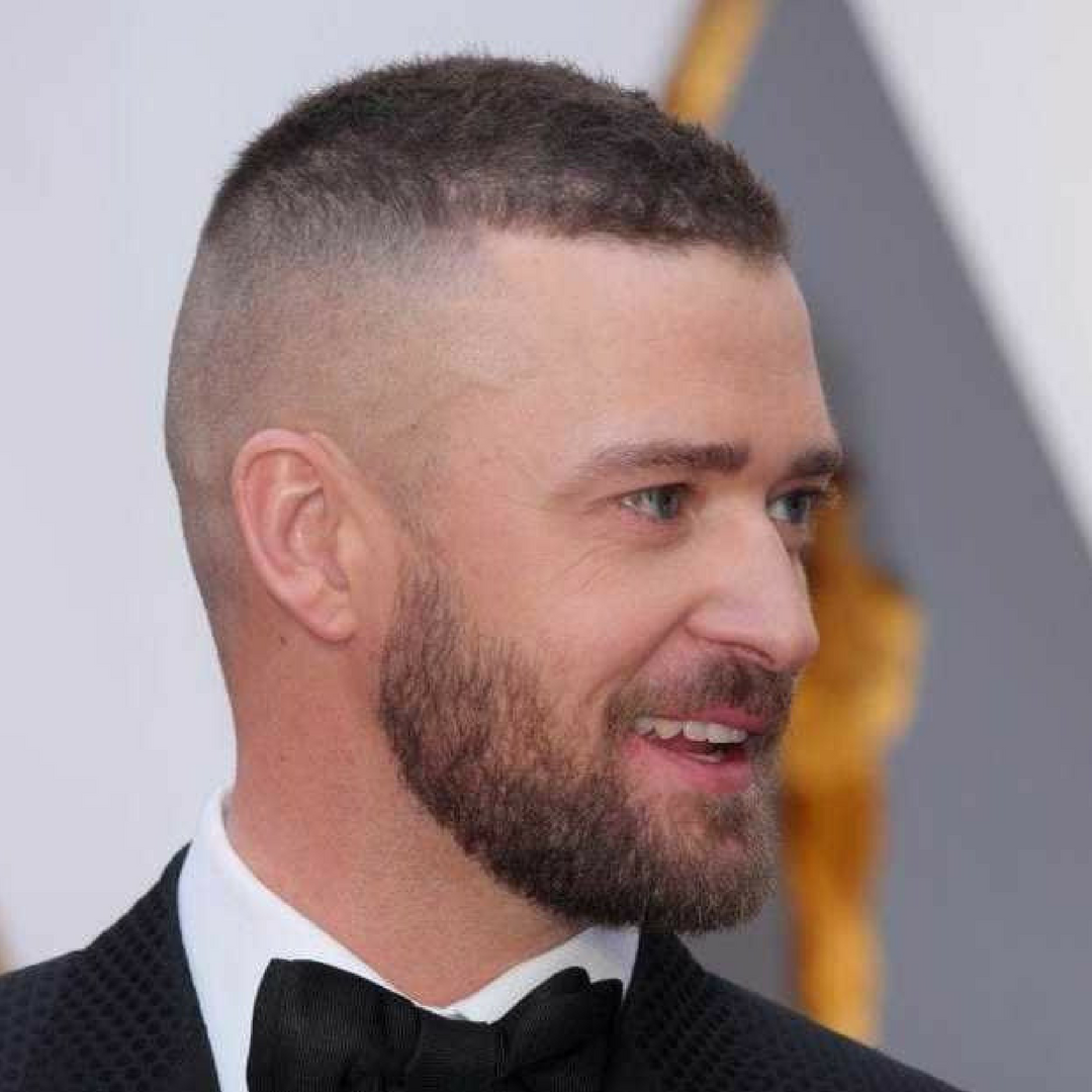 Mens Crew Cut And Hairstyle
