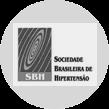 Ícone com logo da Sociedade Brasileira de Hipertensão