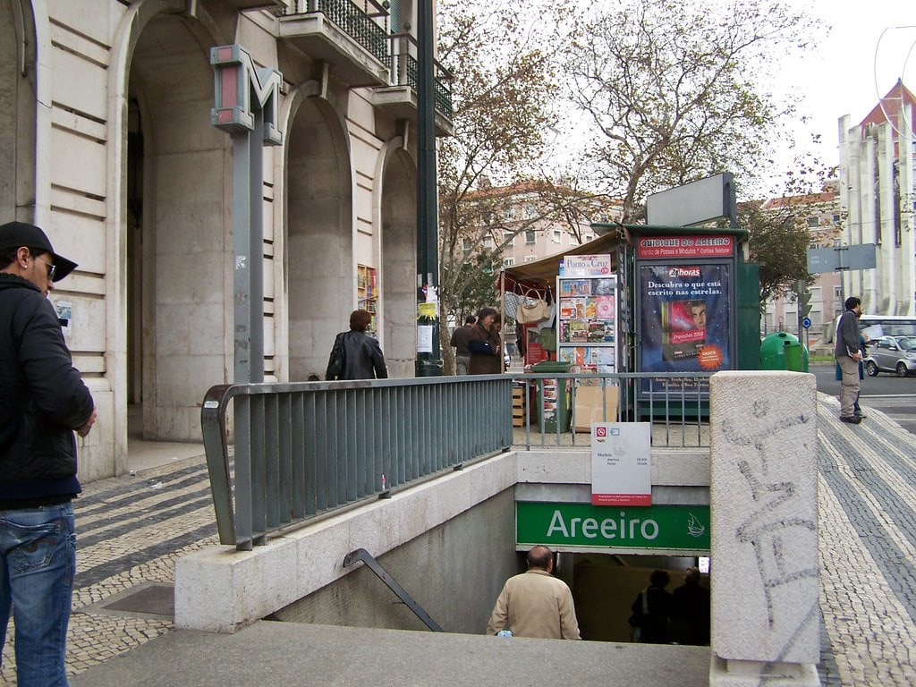 Portugal transportation is made easy by metro systems in the country's big cities