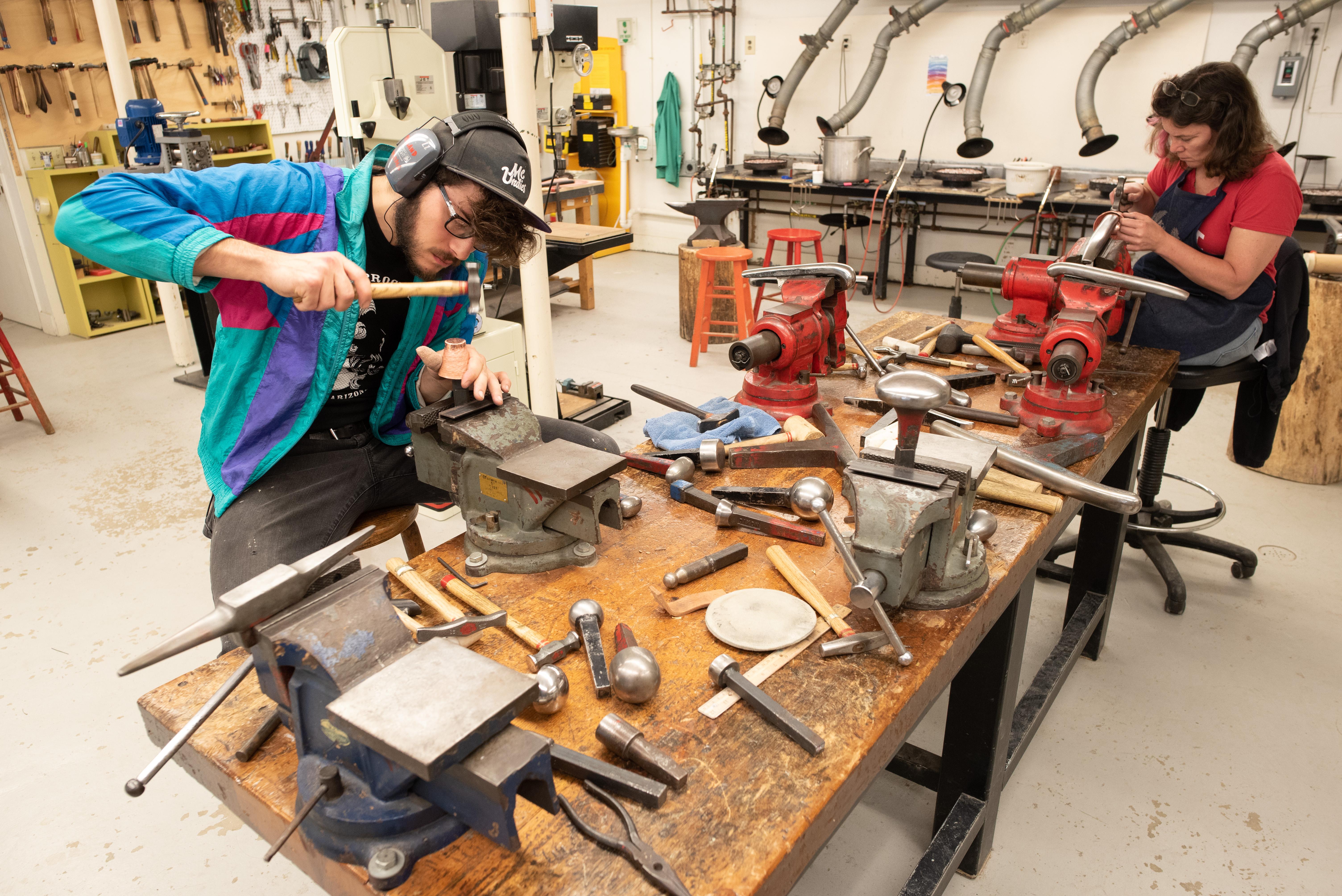 Penland Metals Studio