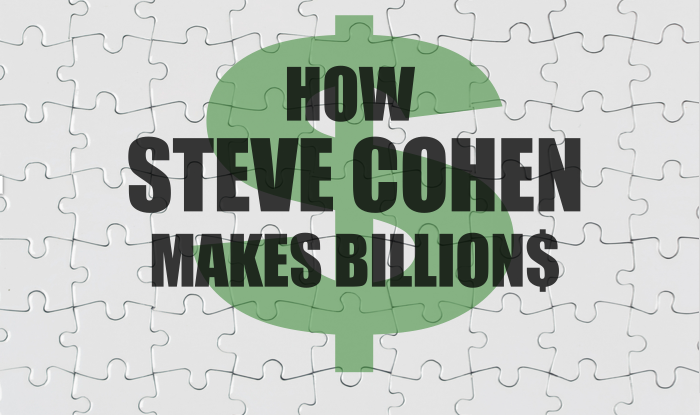How Steve Cohen makes his returns has puzzled everyone including the SEC.