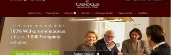 Casino Club Home