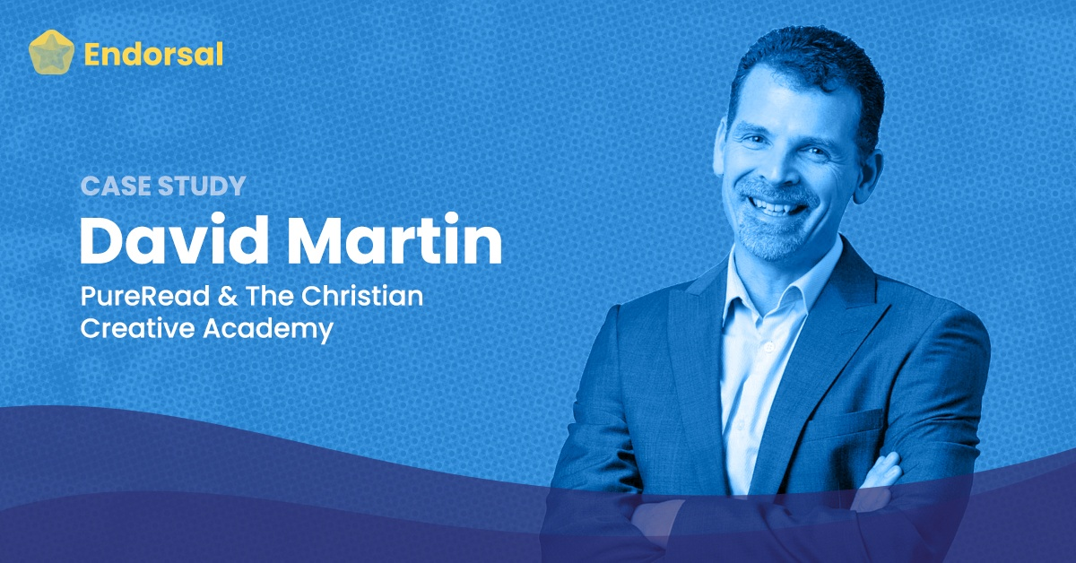 How Endorsal Helped David Martin Bring the Power of Testimonials to Multiple Businesses